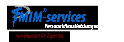 Mim Services - Personaldienstleistungen von Experten für Experten logo